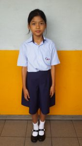 Grades 1-10 girls uniform