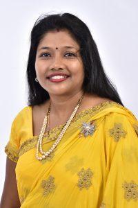 Amrapali Kalyanaraman - Math