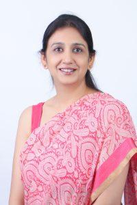 Sumita Jolly  -  Vice Principal Social Studies