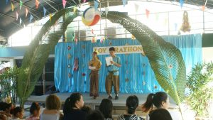 Story Telling/Poem-Recitation Competition